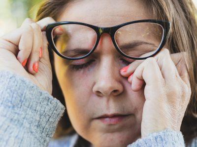 Coronavirus: sugieren extremar el cuidado de los ojos