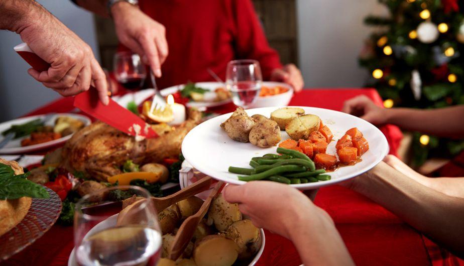 Tips de alimentación saludable para estas fiestas